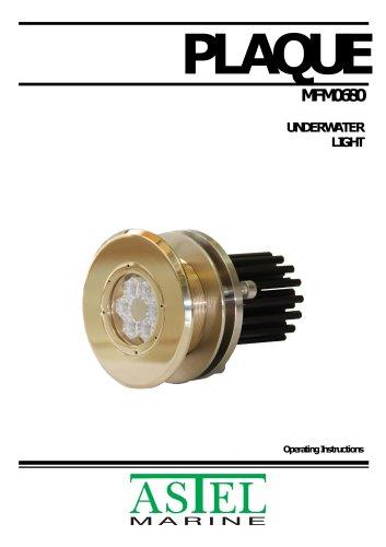 PLAQUE MFM0680