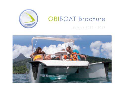 Obiboat Brochure