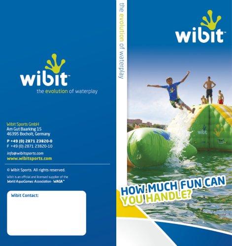 Wibit Flyer