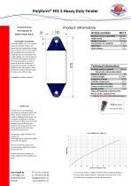 Polyform® F01 S Heavy Duty Fender