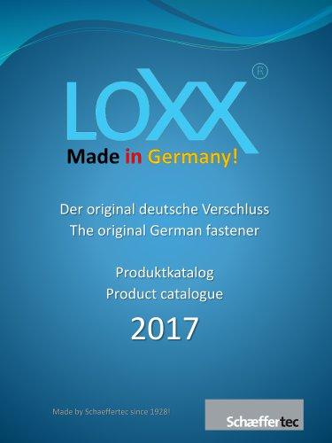LOXX® - Marine Catalog 2017