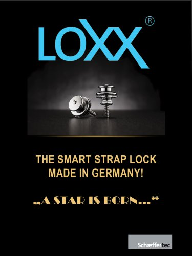 LOXX® - The Music Catalogue 2016