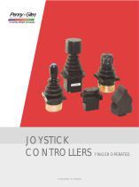 JC025 Single Axis Fingertip Rocker