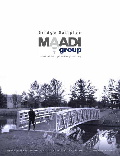 Aluminum Bridge Sample