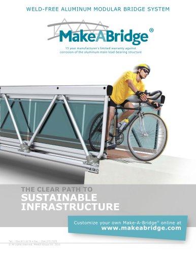 Make-A-Bridge modular gangways catalog