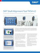 SKF Shaft Alignment Tool TKSA 41