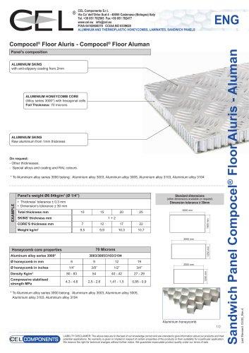 Compocel® Floor Aluris - Compocel® Floor Aluman