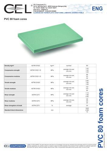 PVC Foam 80