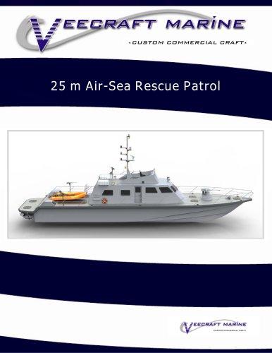 25 m Air-Sea Rescue Patrol