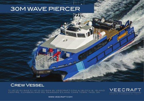 30M WAVE PIERCER