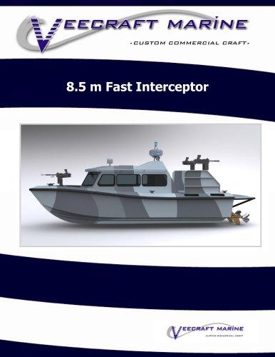 8.5 m Fast Interceptor