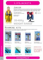 Marine safety products - 10