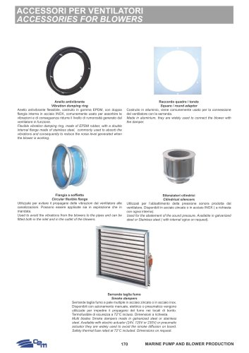 ACCESSORIES FOR BLOWERS