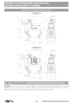 Water pressure systems 20L, 20X - 3