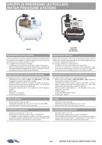 WATER PRESSURE SYSTEMS 20X-20L