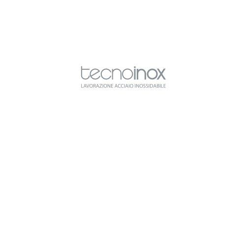 Tecnoinox - Catalogue