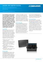 SAILOR® 6391 Navtex SYSTEM