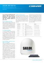 SAILOR® 900 VSAT KU