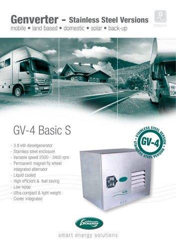GV 4 Stainless Steel