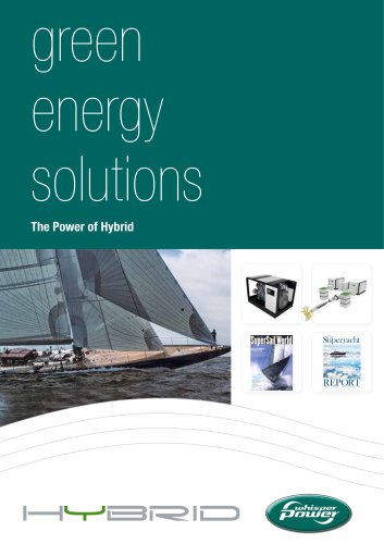 Hybrid Power & Propulsion System