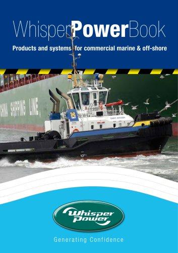 Powerbook Commercial Marine 2016