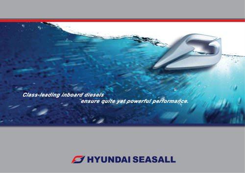 HYUNDAI  - SEASAIL SERIES ENGINES