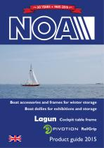 NOA Product catalogue 2015
