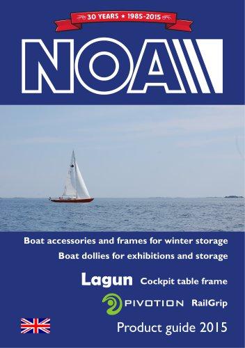 NOA Product catalogue 2015