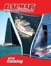 2016 Balmar Catalog