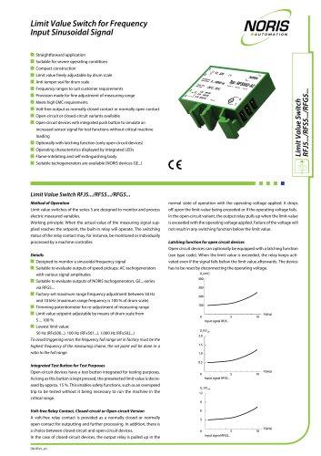 Datasheet RFG5