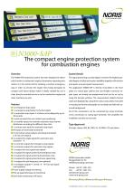 N3000-SAP  The compact engine protection system  for combustion engines