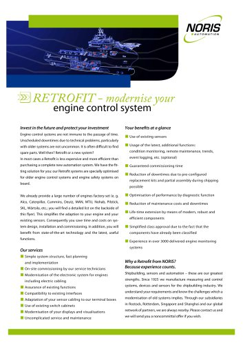 RETROFIT - modernise your