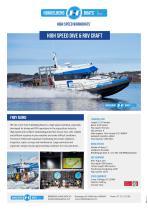 Hukkelberg Boats HB 1211 LDC inshore - product sheet