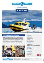 Hukkelberg Boats HB 1411 LDC - product sheet