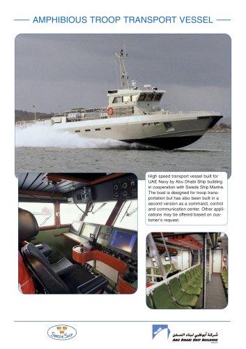 "24 m Transport Boat ""Ghannatha"""