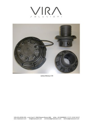 Valves Monsun XII