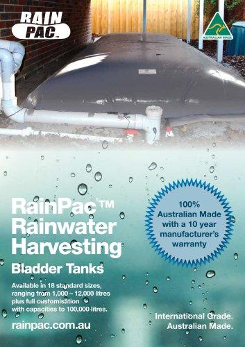 RainPac brochure