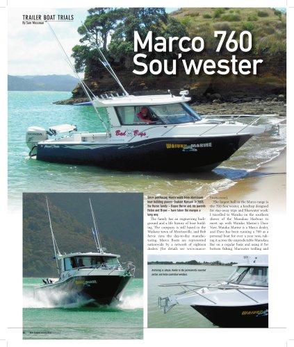 Marco 760 Sou wester