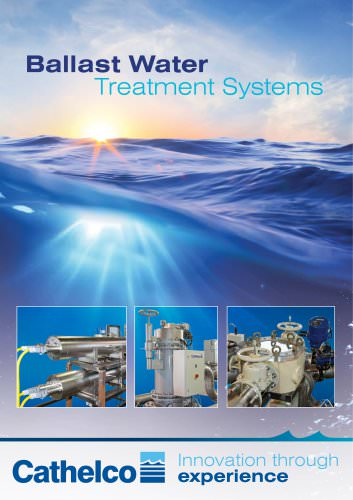 cathelco ballast water treatment