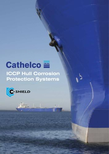 Cathelco ICCP hull protection system