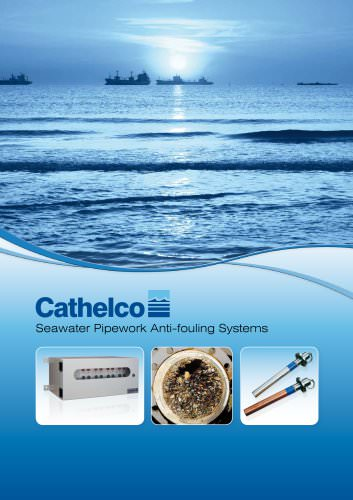 Cathelco Seawater Pipework Anti-fouling