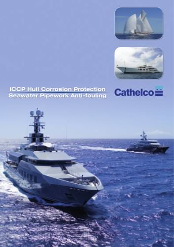 Cathelco systems for luxuary yachts