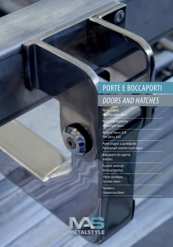 Doors and Hatches catalog