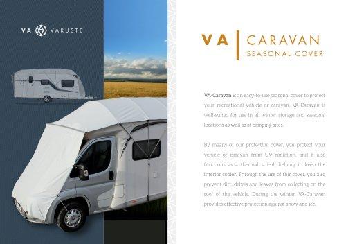 VA-CARAVAN seasonal cover