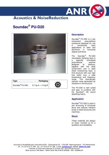 Soundac PU D20