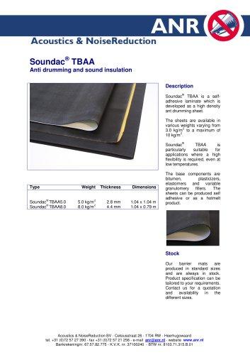 Soundac TBAA and BPAA