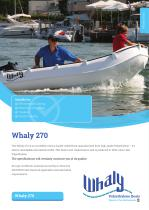 Whaly 270