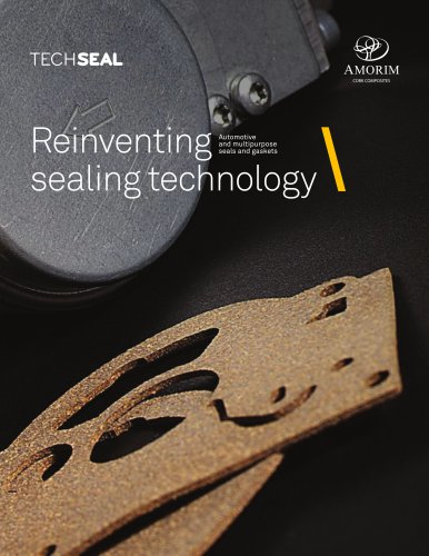 TECHSEAL Reinventing sealing technology