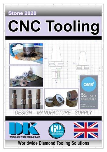 CNC Stone Tooling