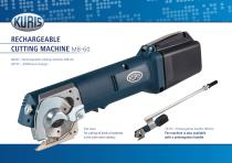 rechargeable machine MB-60